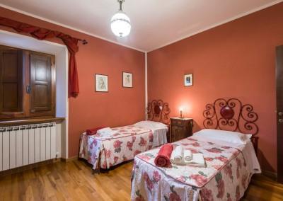 La Fornacetta camera la rosa