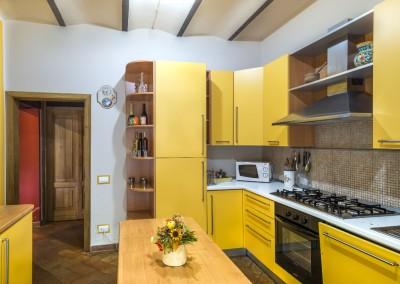 La Fornacetta cucina