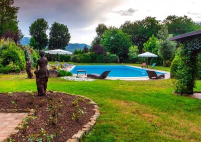 La Fornacetta giardino