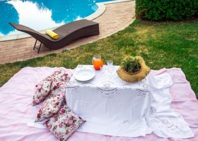 La Fornacetta piscina