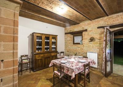 La Fornacetta salone