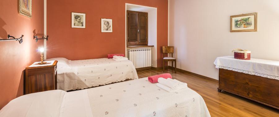 lavanda bedroom