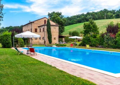 piscina country house